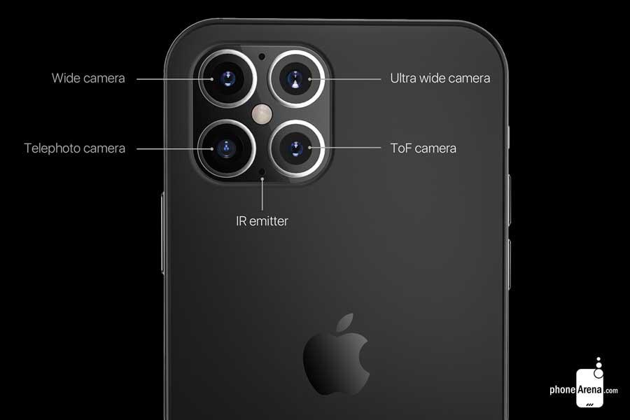 iOS 14 代碼證實 iPhone 12 Pro 會搭載 LiDAR 掃描儀