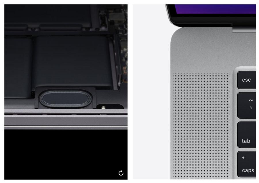 macOS 10.15.2修正16吋MacBook Pro爆音錯誤?有些還會出現