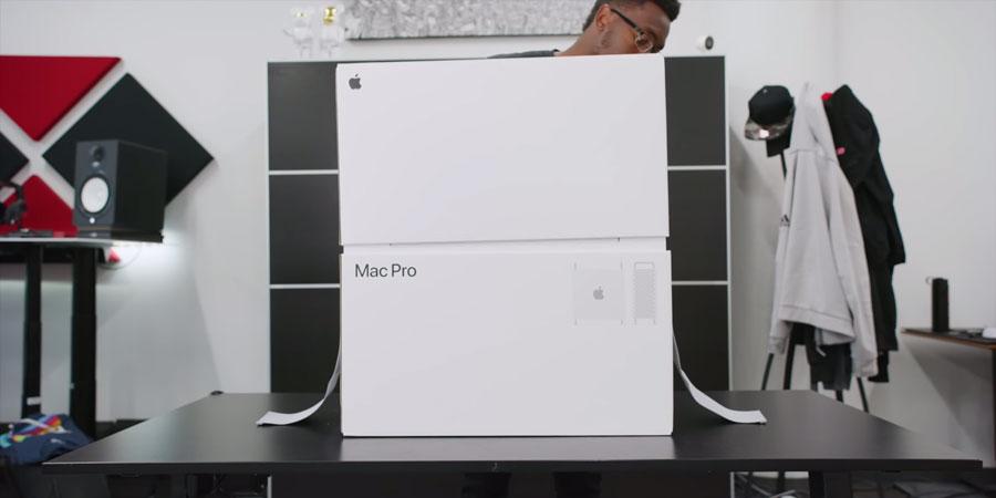 Mac Pro 2019 開箱