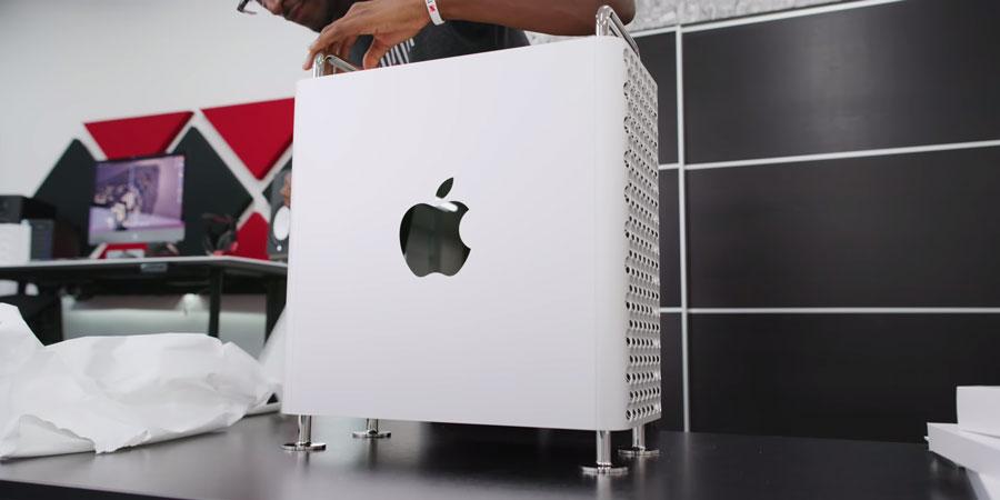 Mac Pro 2019開箱