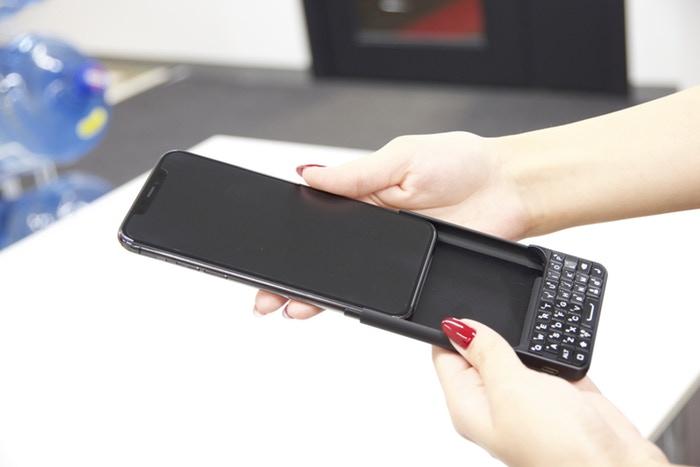 iPhone鍵盤也能改成實體按鍵,靠Physibo手機殼即可實現2