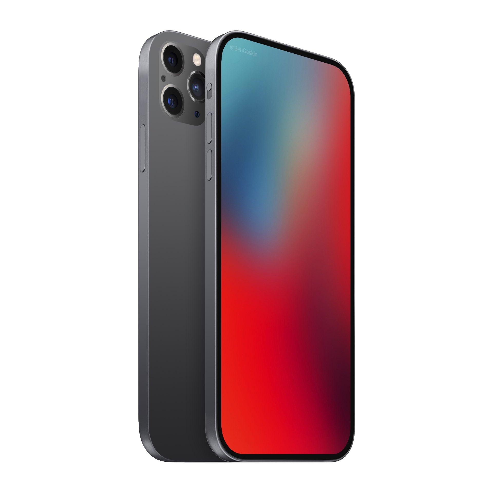 2020年iPhone原型機