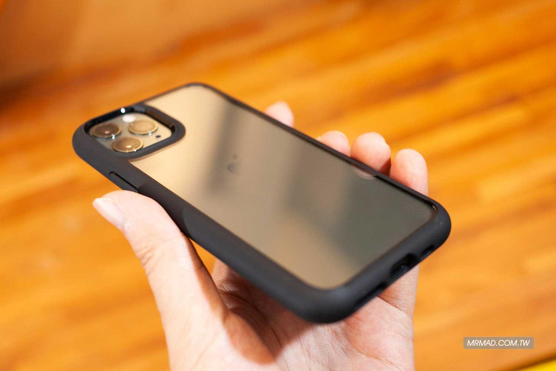 Spigen iPhone 11防摔殼開箱評測:高質感透明防摔殼,另有支架和繽紛色彩