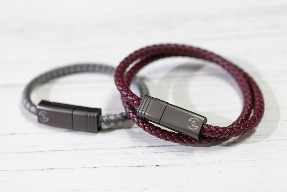 NILS2.0開箱:時尚外型手環結合充電線,3C時尚潮人必備配件!
