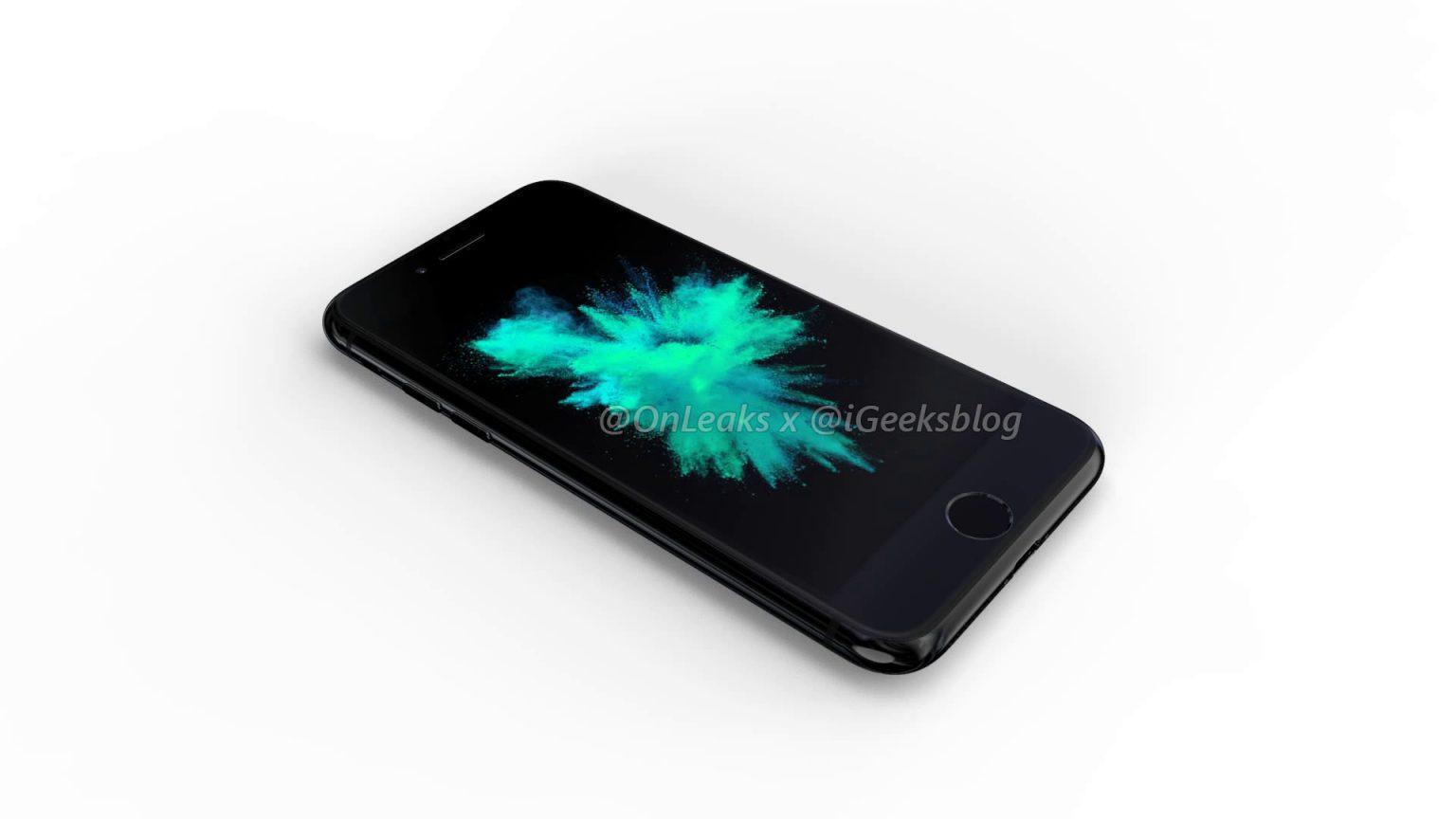 神準爆料達人曝光iPhone 9外型,採用磨砂玻璃背蓋設計