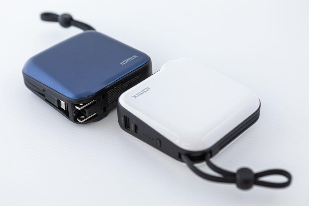 【開箱評測】IDMIX MR CHARGER 多功能旅充行動電源,出門旅行必帶一顆