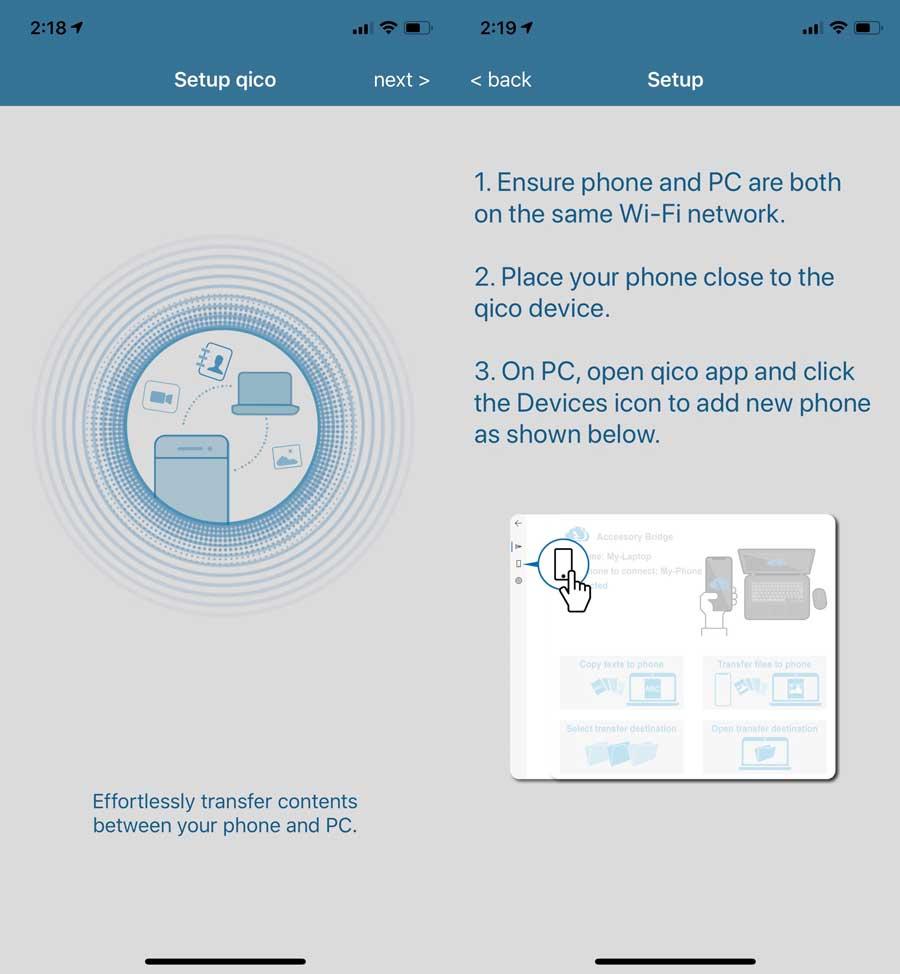 qico pad無線傳檔充電盤開箱:瞬間讓Windows也有AirDrop功能