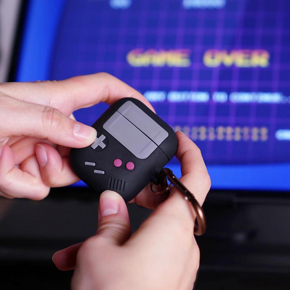 GameBoy保護套秒讓 AirPods 瞬間變成可攜式掌上遊戲機