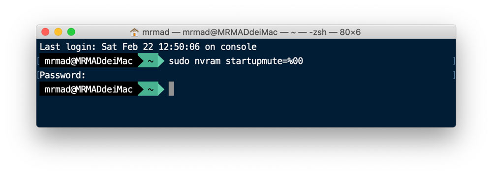 Mac開機沒聲音了?靠2招方法關閉/恢復Mac開機音效「咚」