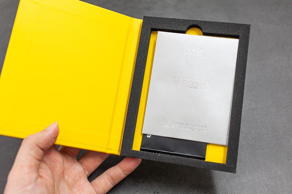 iPhone 11 / Pro 藍寶石鏡頭保護貼開箱推薦,加強iPhone鏡頭保護