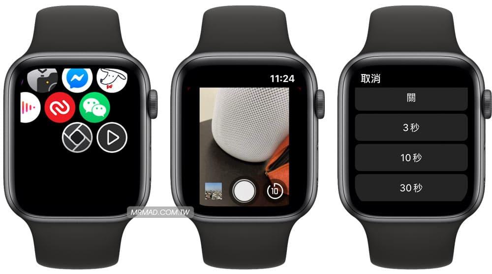Apple Watch 拍照App有哪些