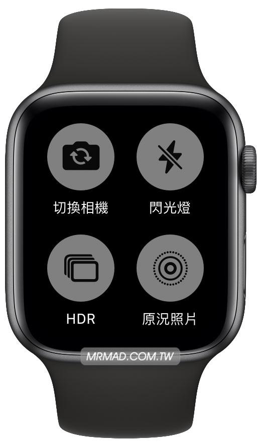 如何用 Apple Watch 來控制 iPhone 拍照5