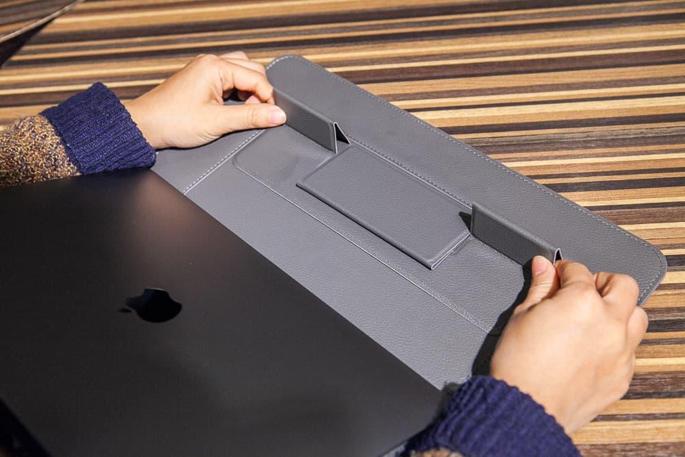 SINEX 全球首款 3in1 變形筆電包開箱體驗5