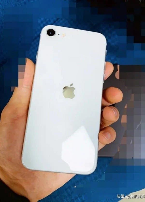 富士康員工曝光 iPhone 9 實機