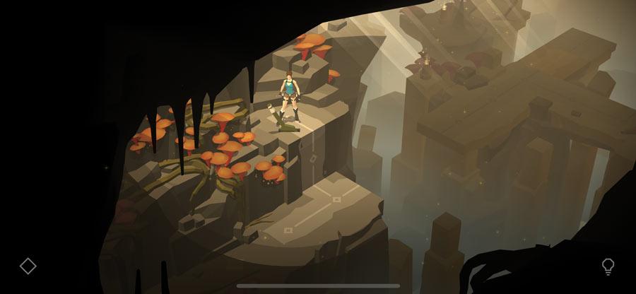 蘋果年度最佳遊戲《Lara Croft GO》限免下載1