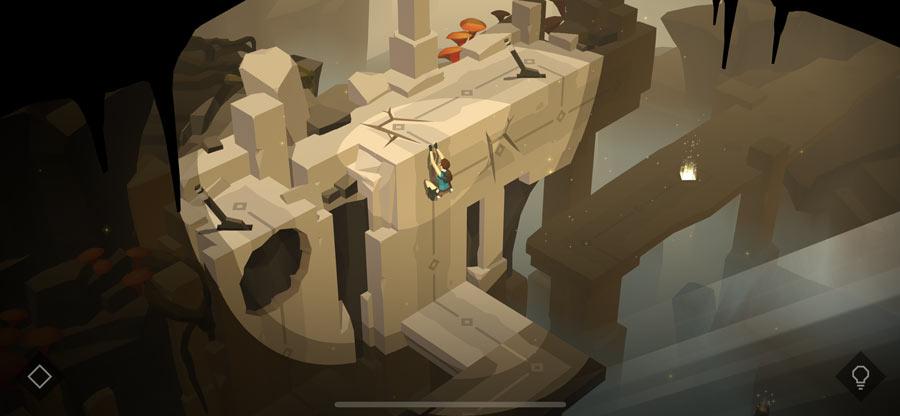 蘋果年度最佳遊戲《Lara Croft GO》限免下載3