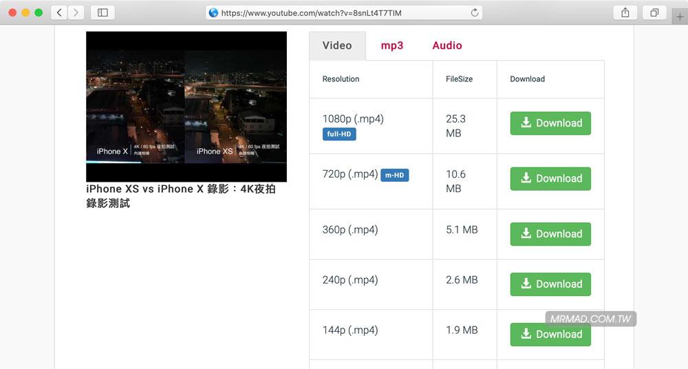 2021免費13個 YouTube 影片/音樂下載平台 (支援MP3、高畫質)