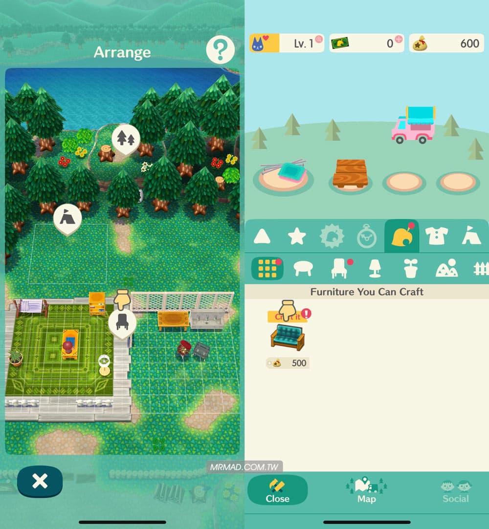 《動物森友會》手遊版基本教學5