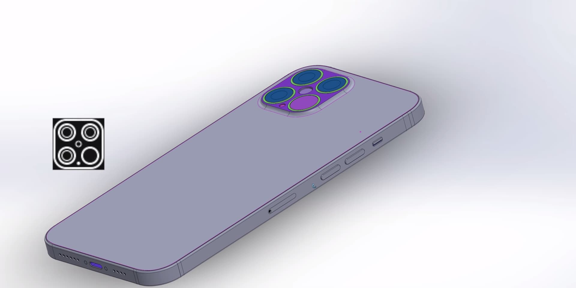iPhone 12 外觀將回歸賈伯斯最終 iPhone 5 設計美學