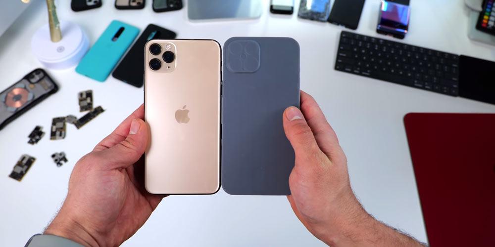 iPhone 12 體積螢幕更大、邊框黑條更細
