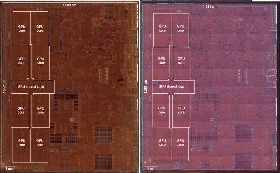 iPad Pro處理器A12Z與A12X被證實完全相同,僅解放GPU核心