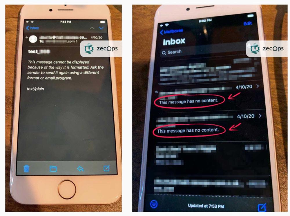 史上最嚴重iOS 郵件零時差漏洞出現!免開Email 就能遭駭客入侵