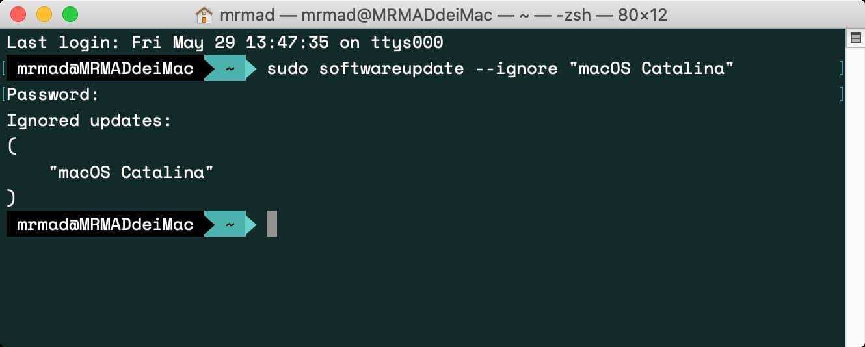 macOS更新關閉技巧,避免Mac電腦會一直跳出更新提示