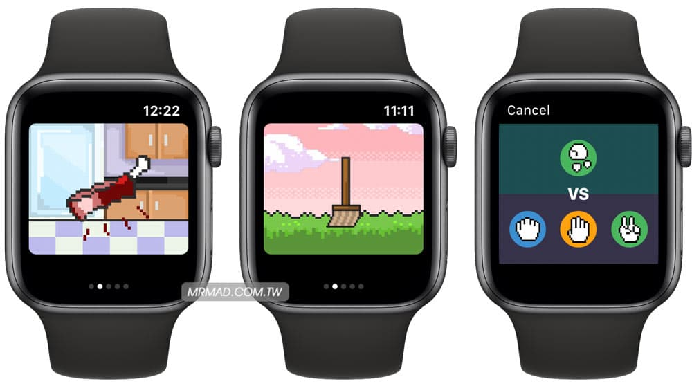 Apple Watch養電子雞非難事,教你用蘋果手錶養寵物