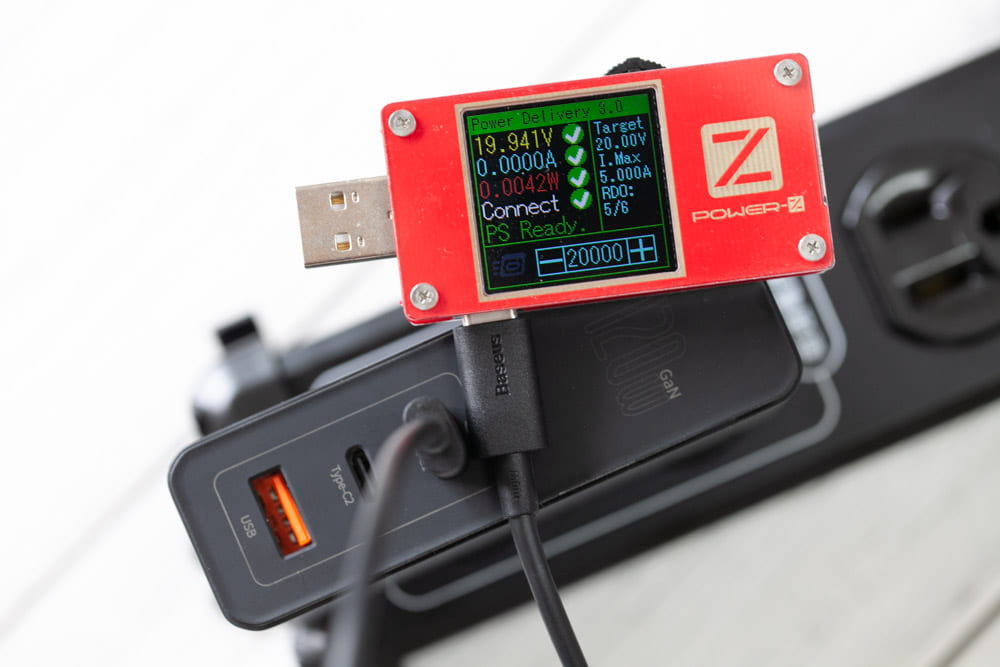 Galio 120W 氮化鎵極速充電器開箱,電腦手機多台裝置同時快充