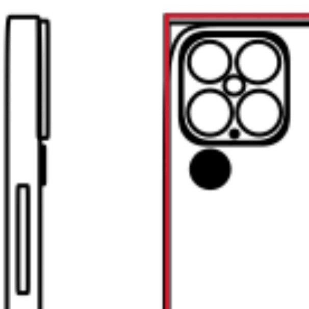iPhone 13 相機設計規格超前曝光?四筒+1鏡頭設計有點怪 1