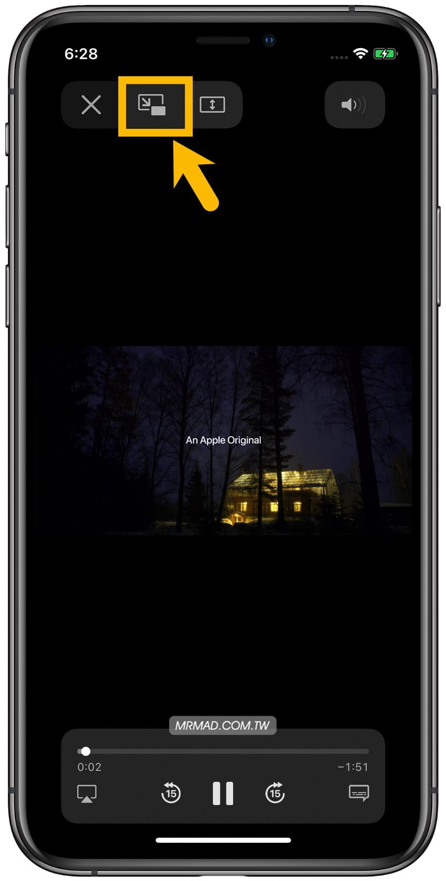 iOS 14子母畫面操作教學1