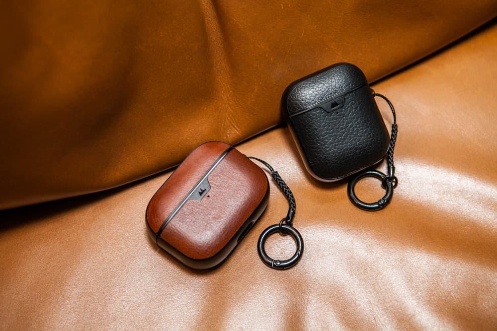 【開箱】Mous AirPods 保護殼:時尚天然真皮、美國耐震軍規防摔等級