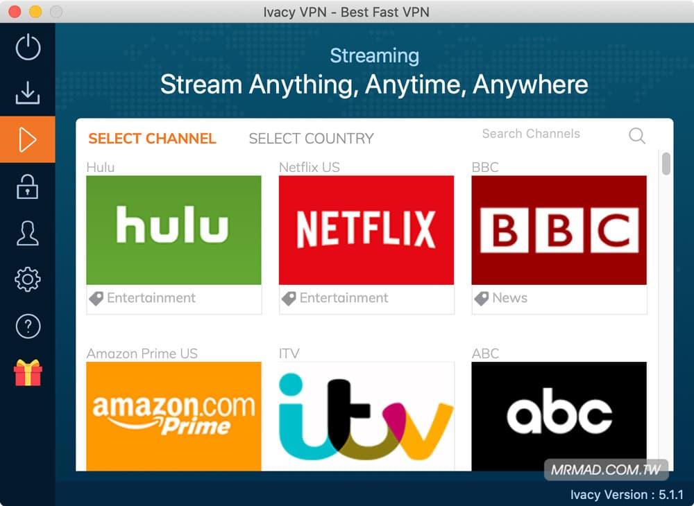 實測 Netflix VPN 跨區看片