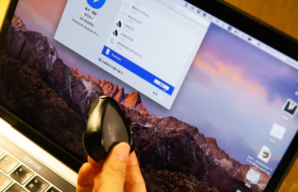 迷你二合一筆握式滑鼠簡報神器 TracPoint、ProPoint 開箱