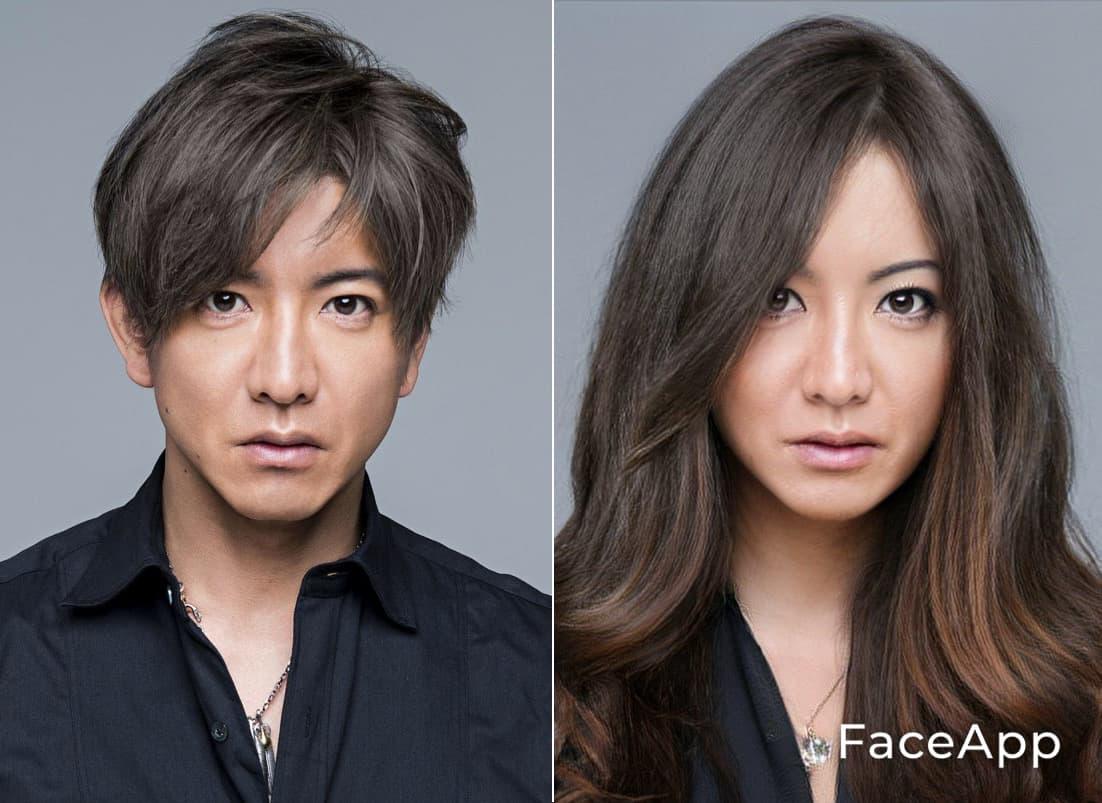 變性濾鏡App爆夯!教你秒變男、變女照片 (官方隱私疑慮澄清)