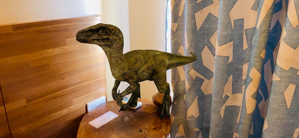 如何透過 Google 觀賞 AR 恐龍2