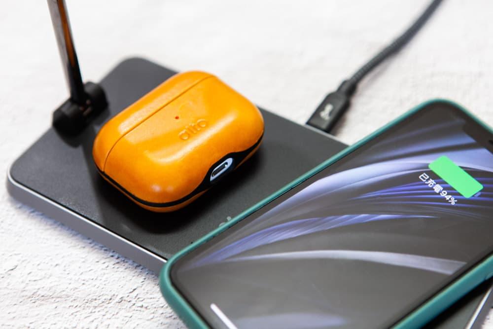 OMNIA Q3 真無線3+1快充充電座開箱12