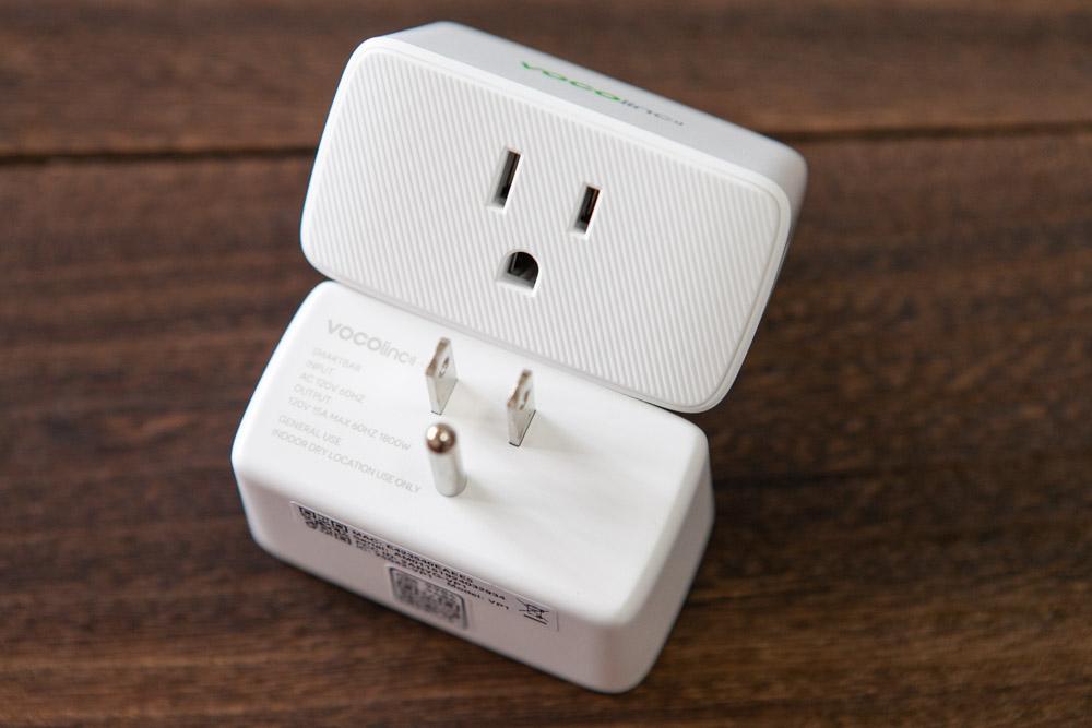 VOCOlinc SmartBar 智慧插座開箱2