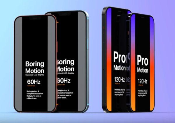分析師爆 iPhone 12 系列不會搭載 120Hz 螢幕有兩個原因