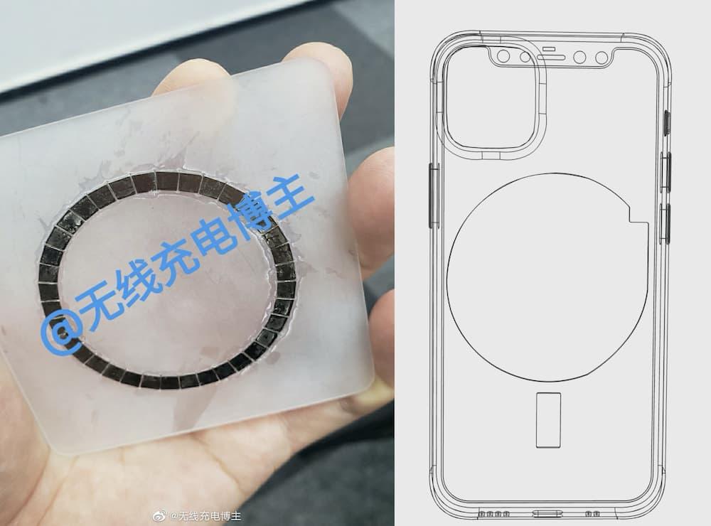 蘋果iPhone 12新無線充電模組首度曝光,採圓形磁吸式2