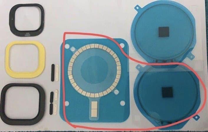 蘋果iPhone 12新無線充電模組首度曝光,採圓形磁吸式1