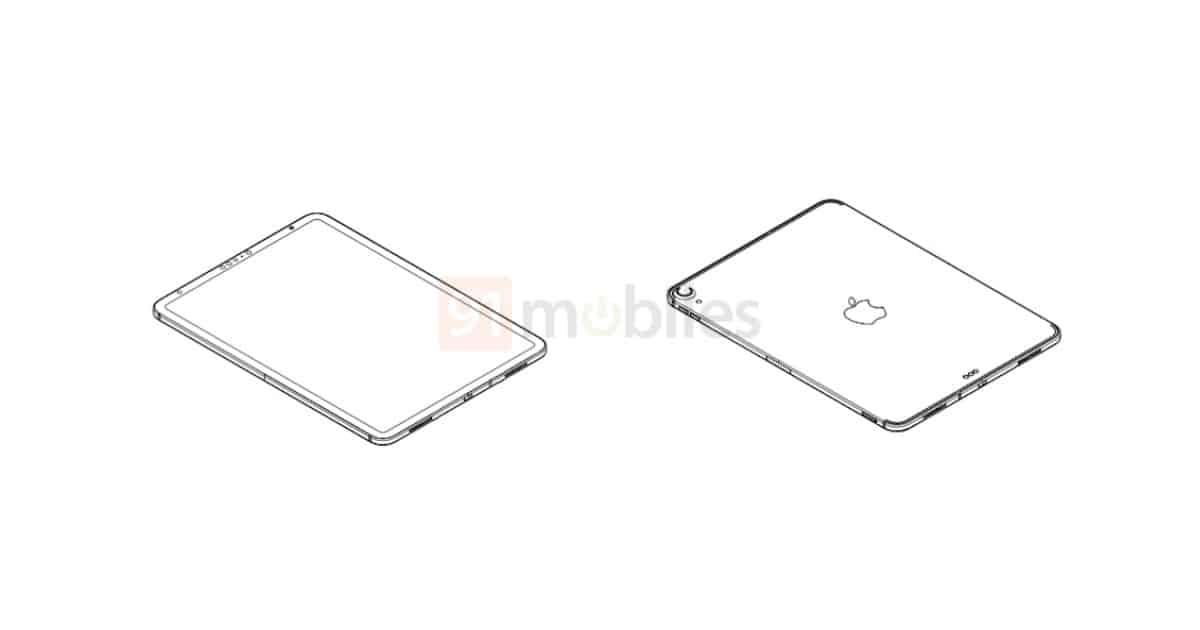 第八代 iPad 2020設計圖