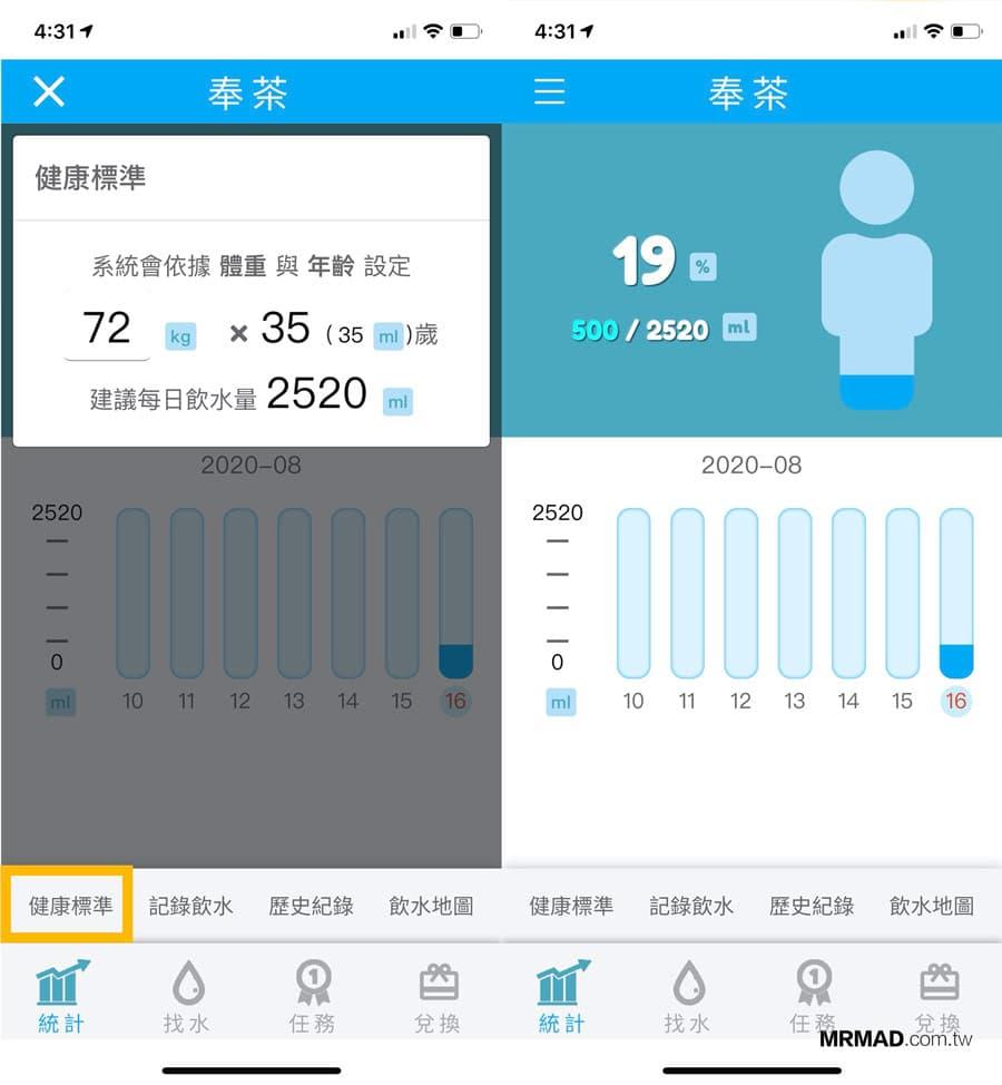 「奉茶行動」飲水共享地圖 :透過手機找飲水機、省錢又環保5