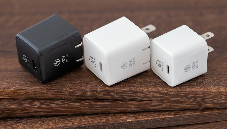 iPhone最小的PD 快充頭,超高CP 值亞果OMNIA X1 與X 開箱比較4