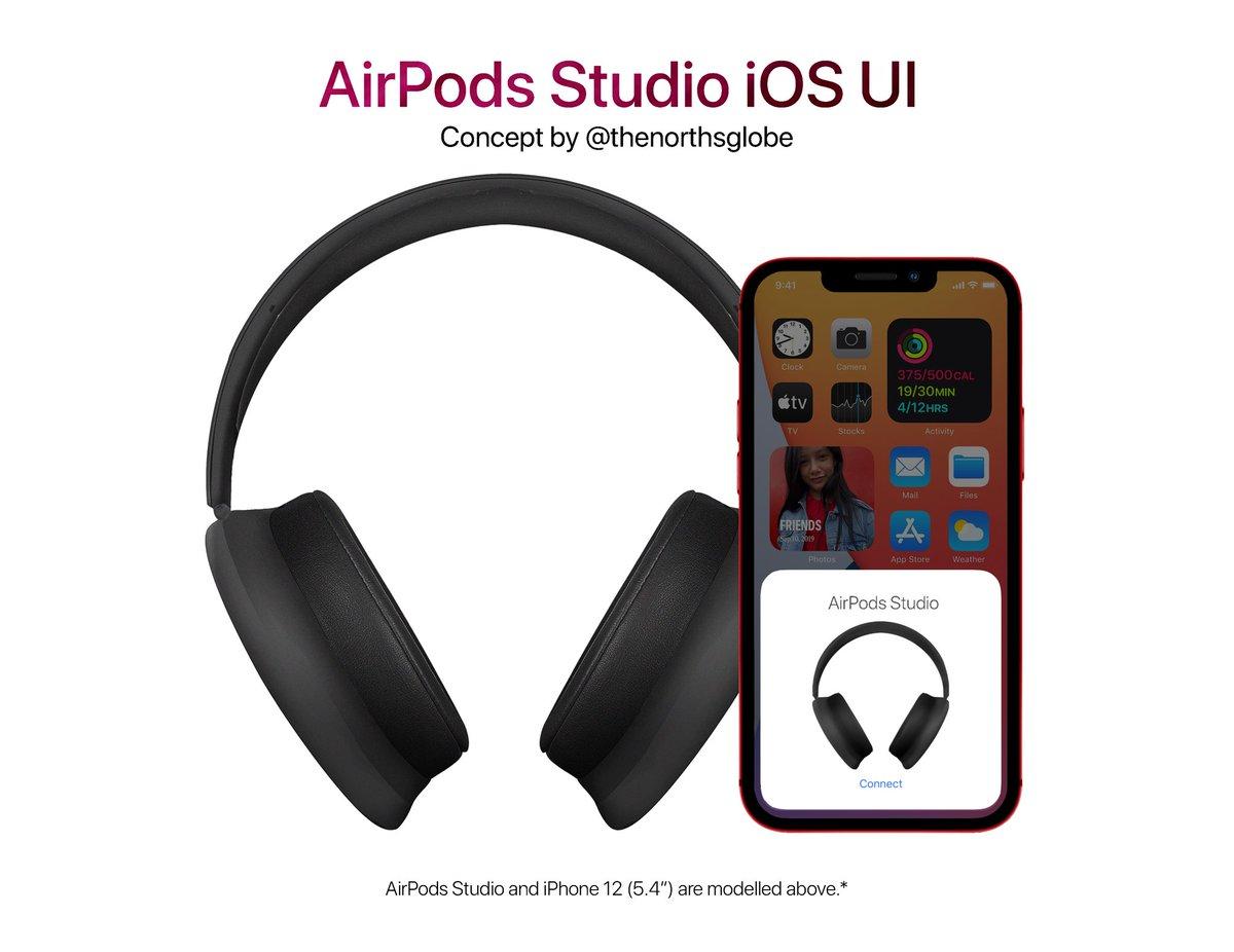 AirPods Studio 消息總整理,蘋果耳機規格、外型、價格看這篇