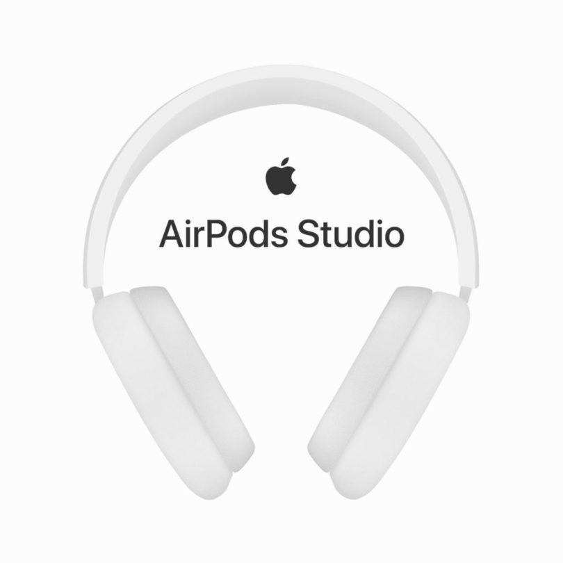 蘋果頭戴式無線耳機 AirPods Studio