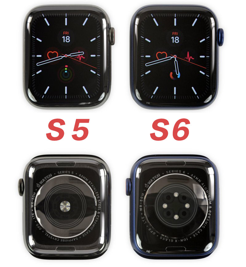 Apple Watch Series 6 拆解報告出爐:電池更大、內部明顯改進1