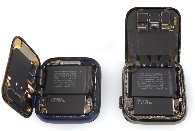Apple Watch Series 6 拆解報告出爐:電池更大、內部明顯改進3