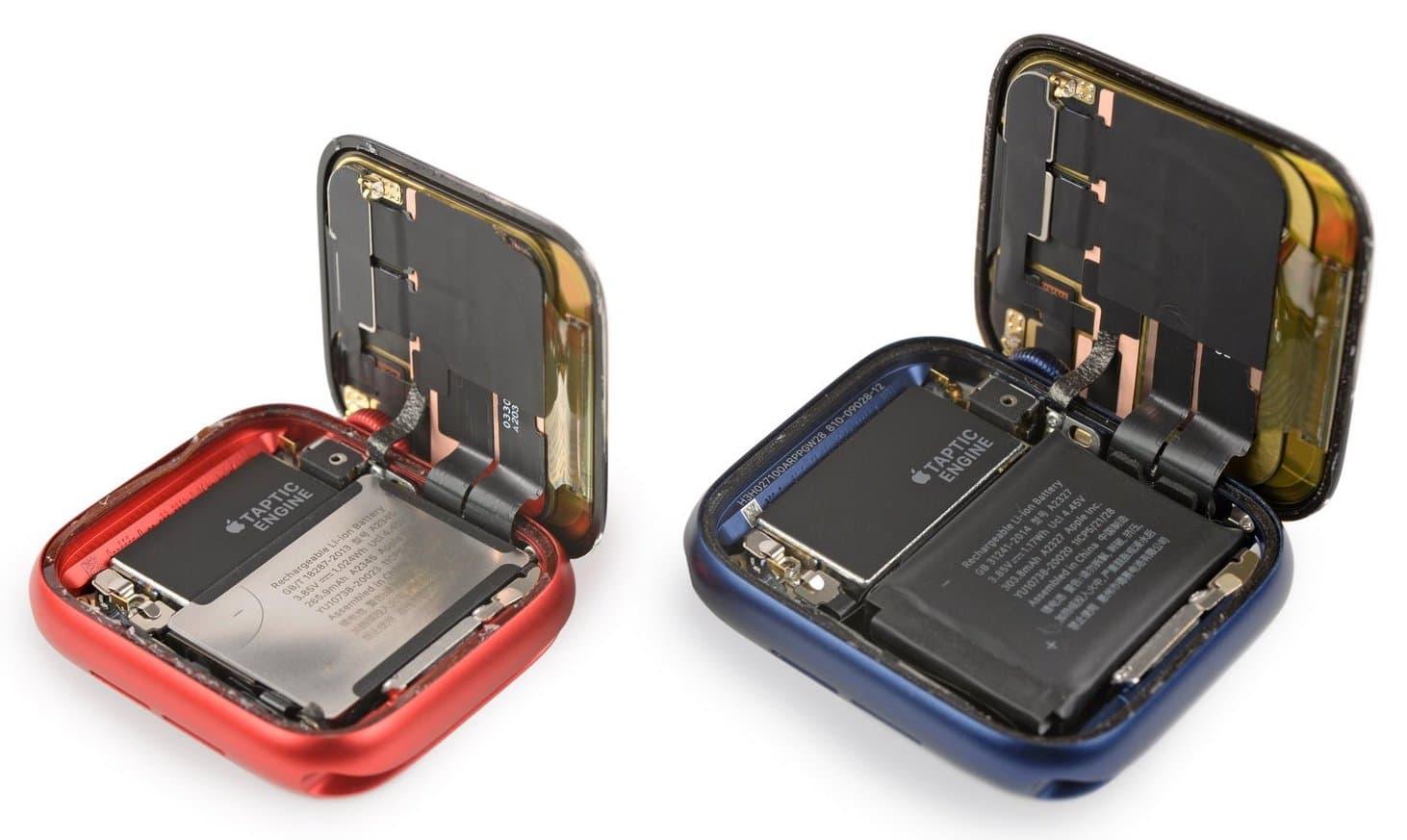 Apple Watch Series 6 拆解報告出爐:電池更大、內部明顯改進4