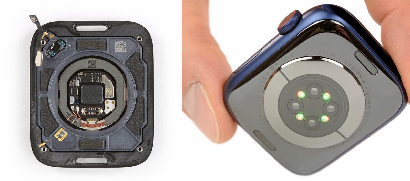 Apple Watch Series 6 拆解報告出爐:電池更大、內部明顯改進7